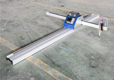 Hot försäljning billigt pris JX-1325 cnc plasmaskärare / gantry cnc plasmaskärmaskin 43A / 63A / 100A / 160A / 200A