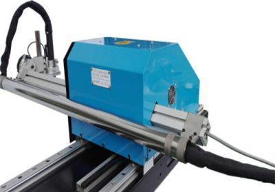 Gantry Type CNC Plasma skärmaskin, stålplåt skärning och borrmaskiner fabrik pris