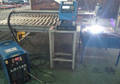 Automatisk Gantry-typ CNC Plasma skärmaskin / plåt plasmaskärare