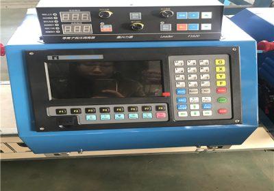 CNC Plasma skärmaskin för metall Aluminium Rostfritt stålplåt