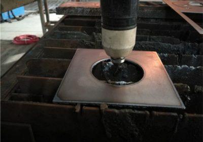 Fabriksförsörjning 2000 * 3000mm 2030 cnc plasmaskärmaskin för rör