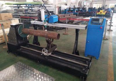Ny produktportabel cnc plasma rostfritt stål rör skärmaskin