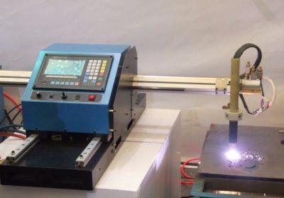 Plasmametallrör rör skärmaskin fabrik pris