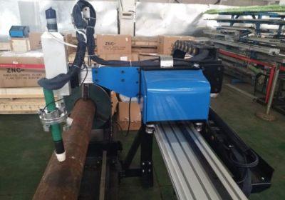 CNC Plasma Rostfritt stål Rörskärmaskin
