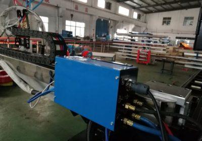 Gantry CNC gas plasma skärmaskin pris