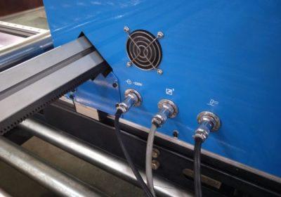 Gantry Type CNC Plasma skärmaskin, stålplåt skärmaskin plasma skärare