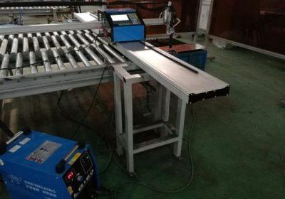 Hobby 1500 * 3000mm rörcnc plasma skärmaskin