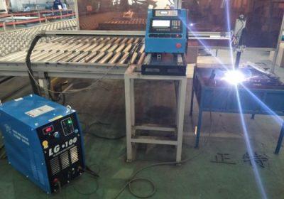 Gantry Type CNC Plasma skärning och Plasma skärmaskin, stålplåt skärning och borrmaskiner fabrik pris