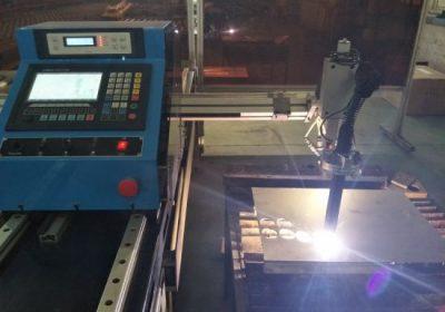 Kolfiberrör cnc plasma rör skärmaskin