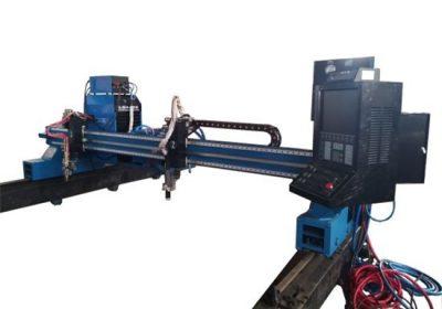 CNC plasma gantry skärmaskin