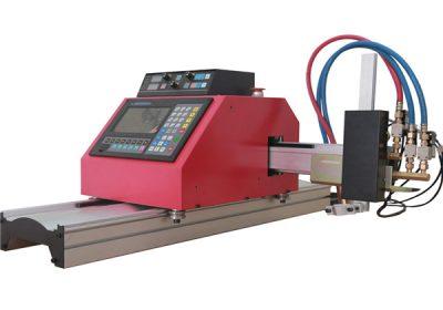 Små Gantry CNC flamma / plasma skärmaskin